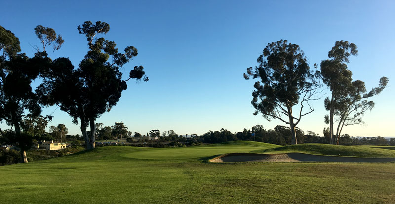 14th Hole Balboa Park Golf Course